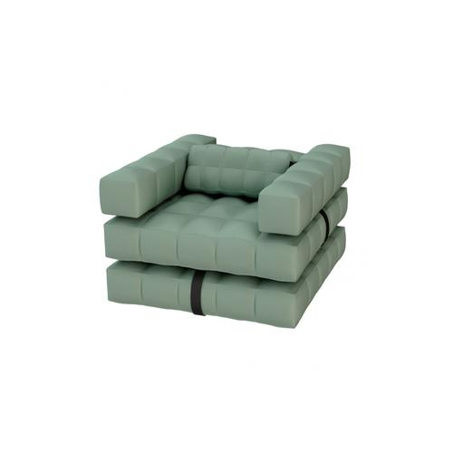 Armchair Set | Olive Green