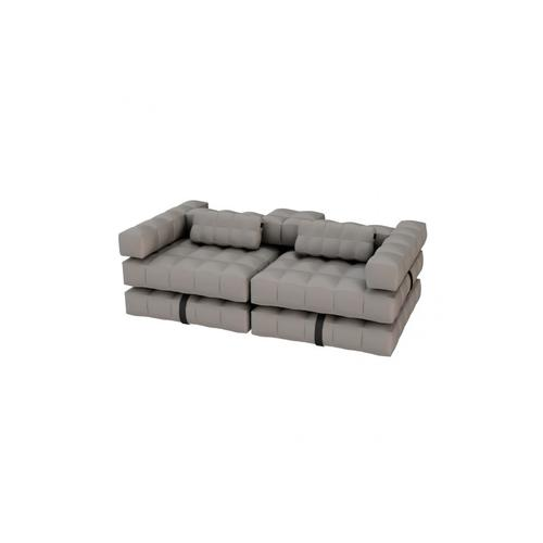 Sofa Set   Stone Grey