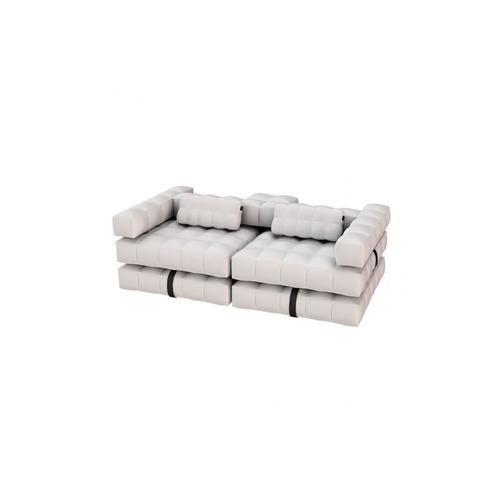 Sofa Set | Matte White