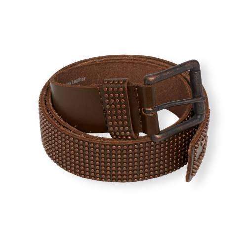 leather multi studded bracelet joe s