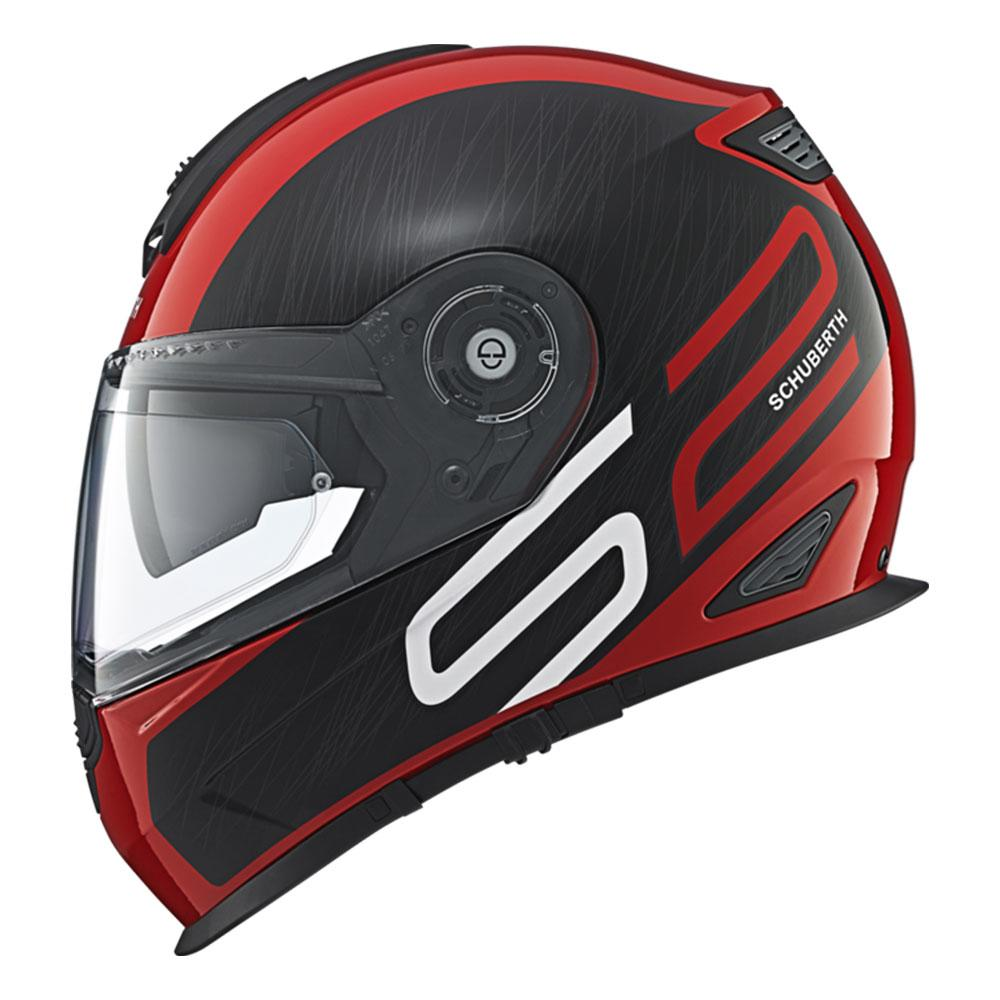S2 | Sport Drag Red | Schuberth Helmets