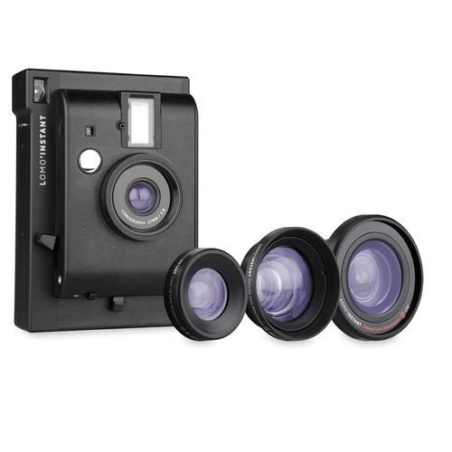 Black Edition + Lens Kit