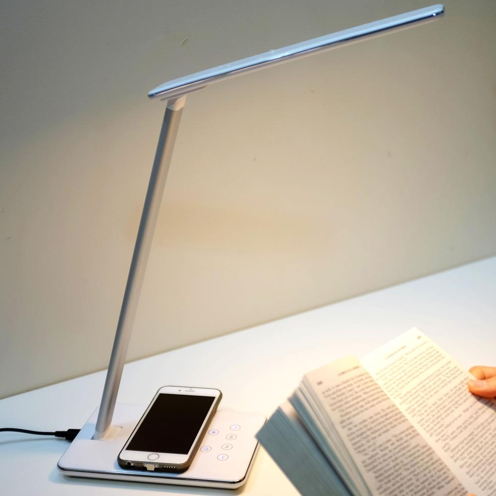 Table Lamp Wireless Charger Js Innovation Chargers