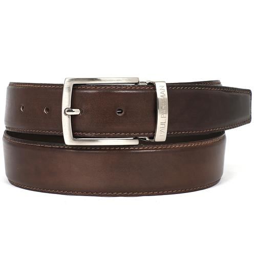Men's Leather Belt | Brown