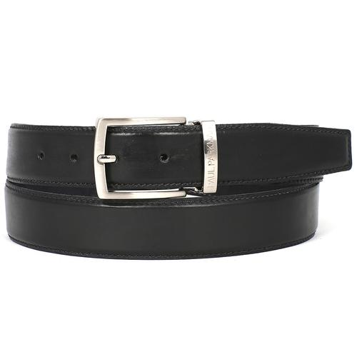 Men's Leather Belt | Black