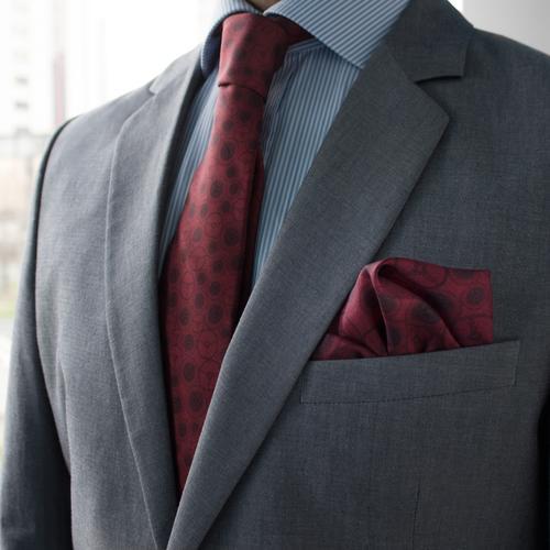 The World Beater Tie | 100% Italian Silk | The OutlierMan