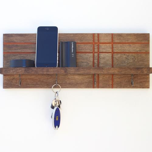 Key Holder / Jewelry Organizer | Geo Mod