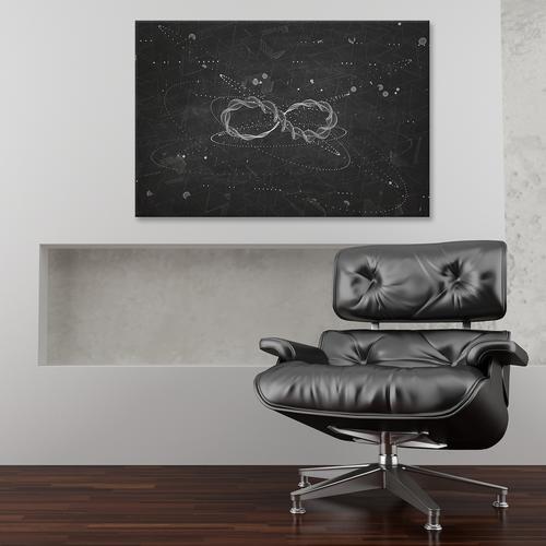 The Chasing Space Series: Loop III (Dark)