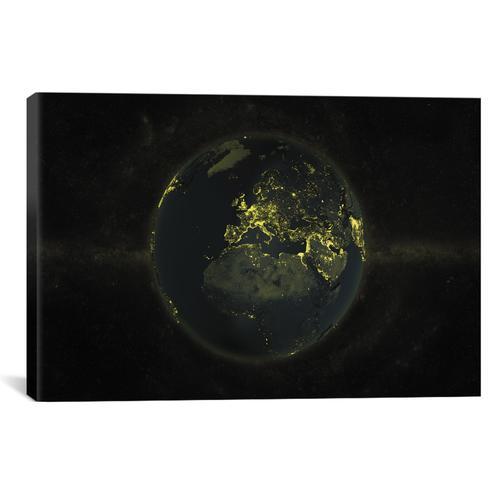The Globe Series: Lights Of Europe