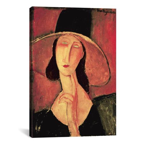 Portrait of a Woman (jeanne Hébuterne) by Amedeo Modigliani