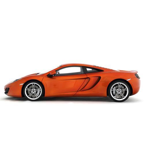 McLaren | MP4-12C 2011 | Amalgam | 1:8 Scale Model Car