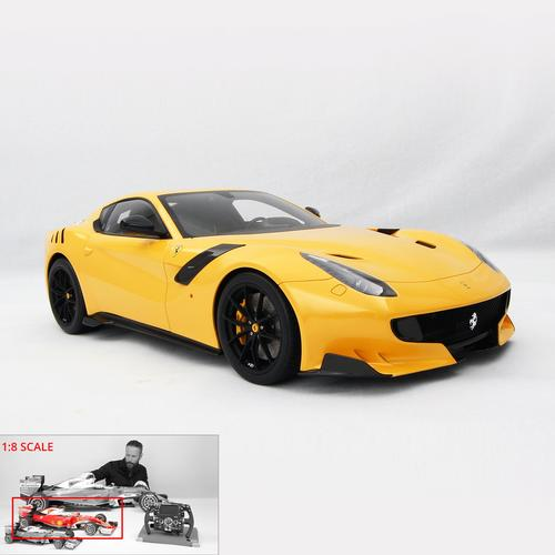 Ferrari | F12 TDF 2015 | Amalgam | 1:8 Scale Model Car