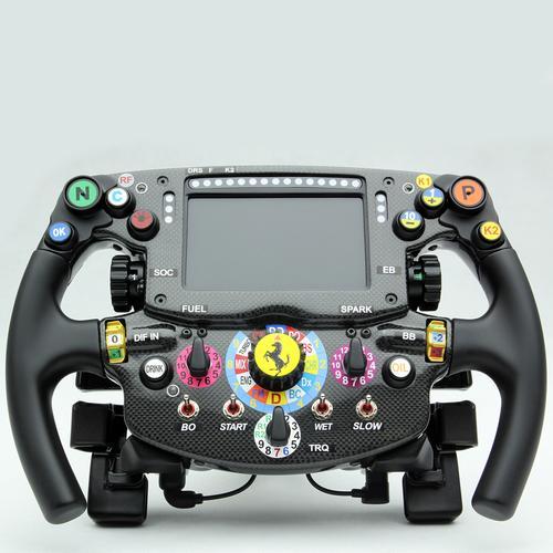 Ferrari | SF15-T | 1:1 Scale | Replica Steering Wheel