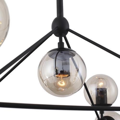 Nisse Chandelier | Globe Bulbs | NYE Koncept Modern Lighting