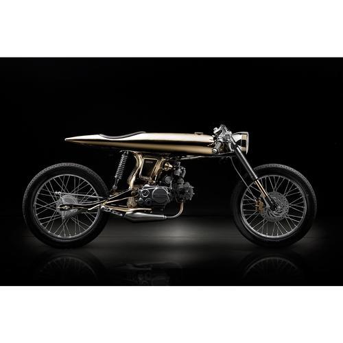 Eve Motorcycle | Alchemist