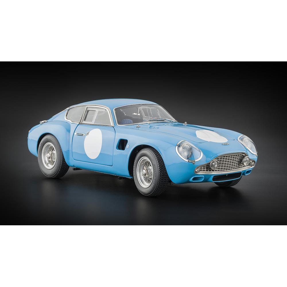 Aston Martin DB4 GT Zagato | Vintage British Icon | CMC