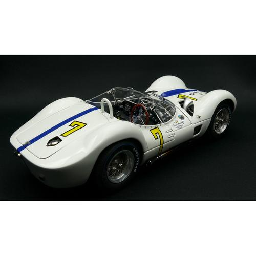 Maserati Tipo 61   1960   Stirling Moss #7   Cuba GP   CMC