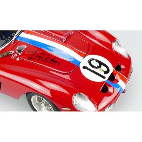 Ferrari 250 GTO | 1962 | #19 Le Mans | Classic Model Cars