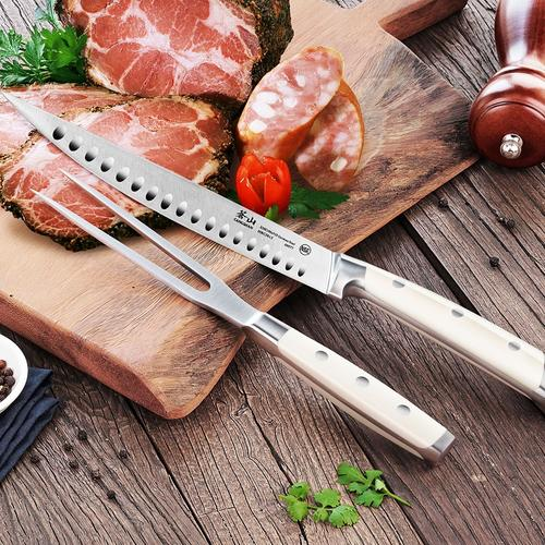 S1 Series | 2-piece Carving Set Combo | Steel | Cangshan