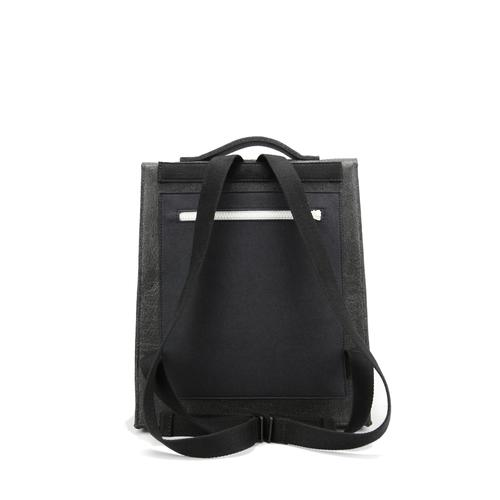 Mateo Mini Felt Backpack | Compact Backpack | MRKT Bags