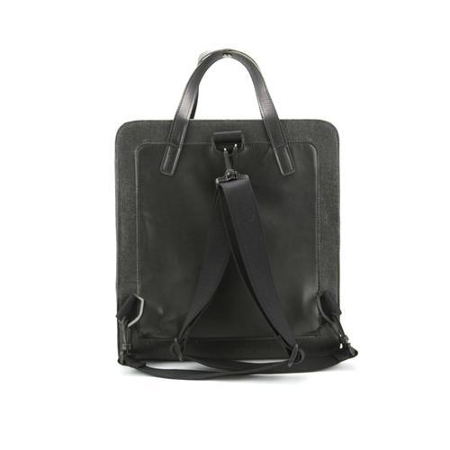 Evan Felt Commuter | Tote to Backpack Conversion | MRKT Bags