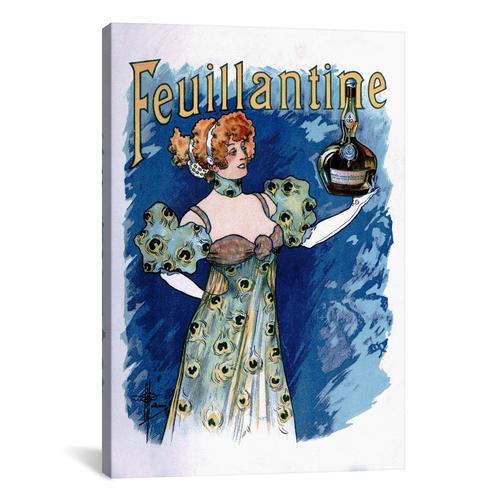 Feuillantine Advertising Vintage Poster by Unknown Artist
