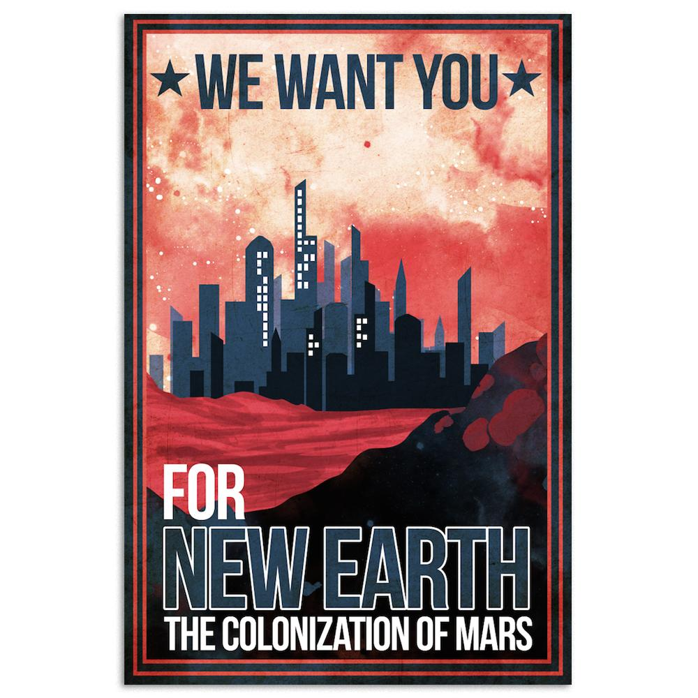 colonize mars Mars colonies: mine resources, collect research points, and hire crew so you can build and expand your mars colony to ensure it survives ,in this complex resource management sim.