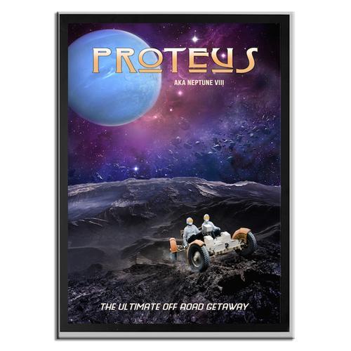Proteus Moon