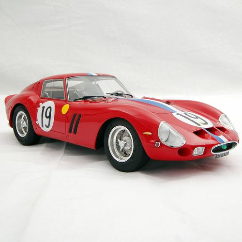 FERRARI 250 GTO – 24 HOURS OF LE MANS 1962