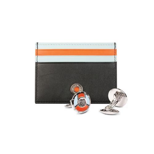 Card Holder / Cufflinks Gift Set   # 20