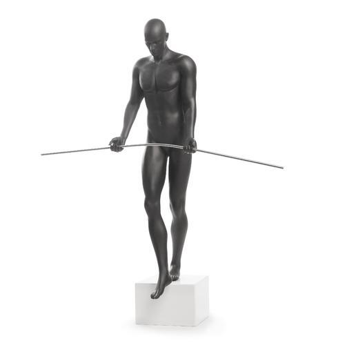 Balancing Man Sculpture
