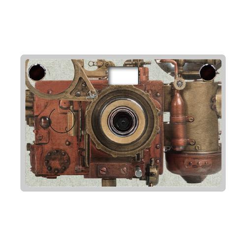 Paper Camera | Steampunk Series