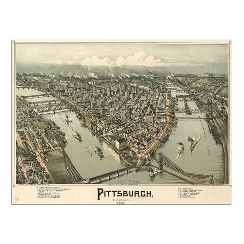 Pittsburgh | Paper