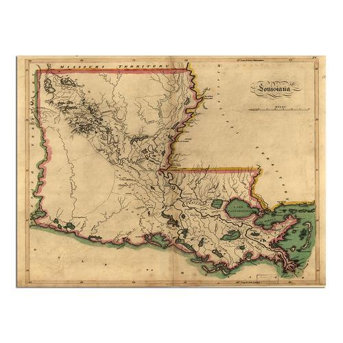 Louisiana | Paper