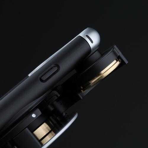 Revolver Lens Camera Kit for iPhone 7   Silver   Ztylus