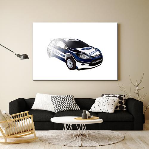 Fiesta S2000 | Canvas