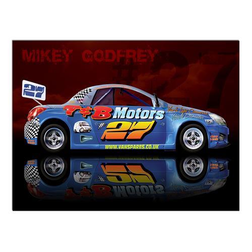 Mikey Godfrey 27 | Paper