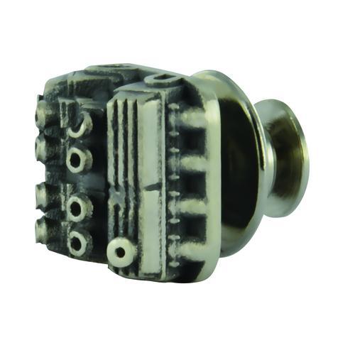 Lapel Button V8 Racing