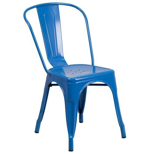 Indoor-Outdoor Stackable Chair