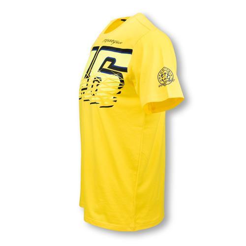 Valentino Rossi Yellow T-Shirt | Moto GP Apparel