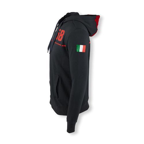 Marco Simoncelli 58 Always Hoodie | Moto GP Apparel