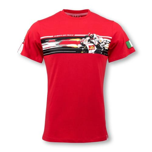 Marco Simoncelli Action T-shirt