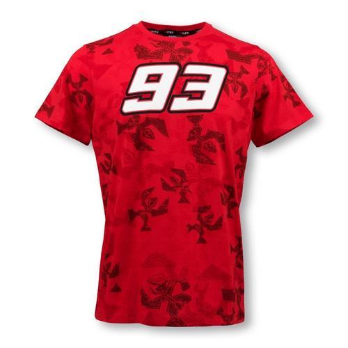 Marc Marquez Camo Contrast T-shirt | Moto GP Apparel