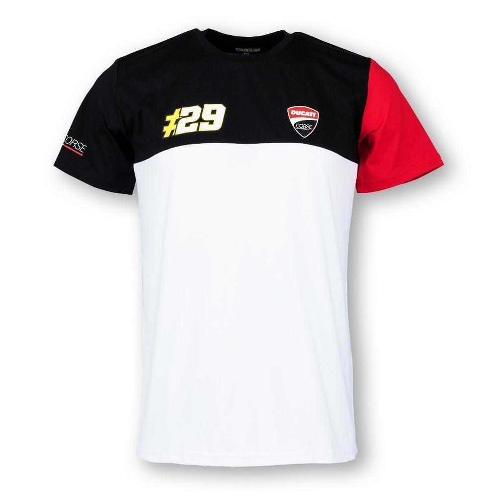 Ducati Corse Andrea Iannone T-shirt #29   Moto GP Apparel