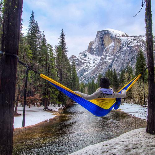 Serac Classic Camping Hammock (Single)
