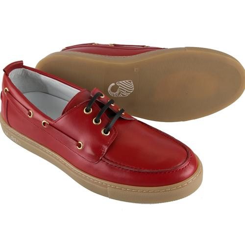 Boat Shoe   RED FLOATER