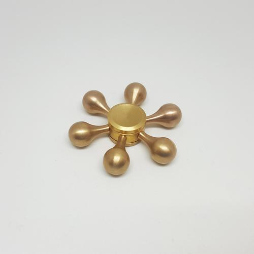 Premium Brass Spinner