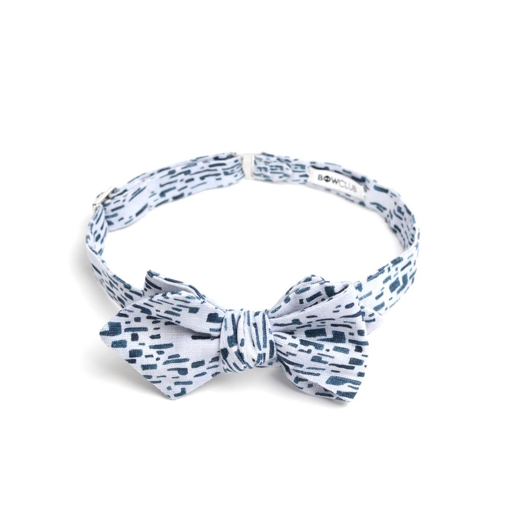 Falling Stones Bow Tie   Bow Club Co