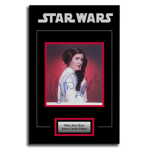 Star Wars Signed Artist Series