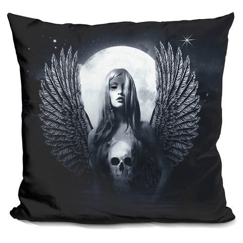 Riza Peker 'Selene' Throw Pillow